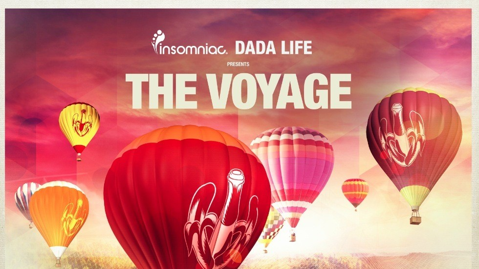 ​Open for Dada Life at The Voyage, the Most Dada Festival Ever