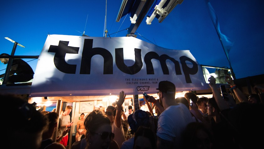 We Threw a Boat Party with Bicep and Chez Damier and It Was Incredible