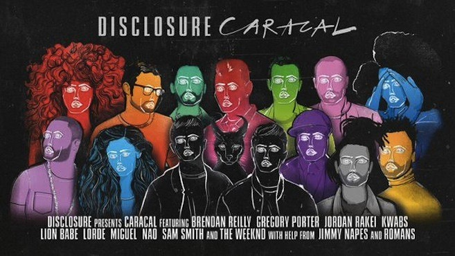 Disclosure's New Album Will Feature Lorde, The Weeknd, and Miguel