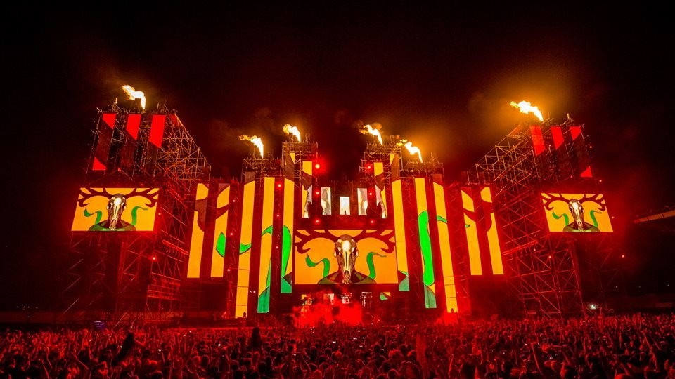 How This Year's HARD Summer Claimed Los Angeles' Festival Throne