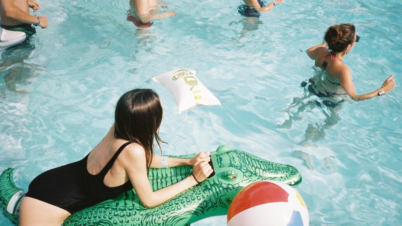 Parisian Photographer Hélène Feuillebois is Your New Favorite Party Person