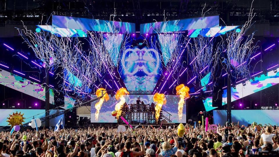 VELD Music Festival 2015 Left Toronto Drenched and Disappointed, Cancels Day Two