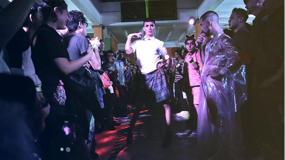 Venus X, MikeQ, and the NAAFI Crew Brought New York Ballroom to Mexico City