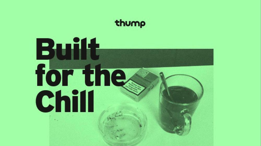 Built for the Chill 15 - Comtron
