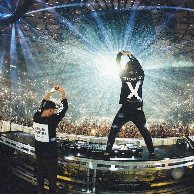 Forget Private Jets Madison Square Garden Is The New Status Symbol For The World 39 S Biggest Djs