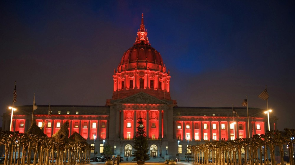 Is your city turning (RED) for World AIDS Day?