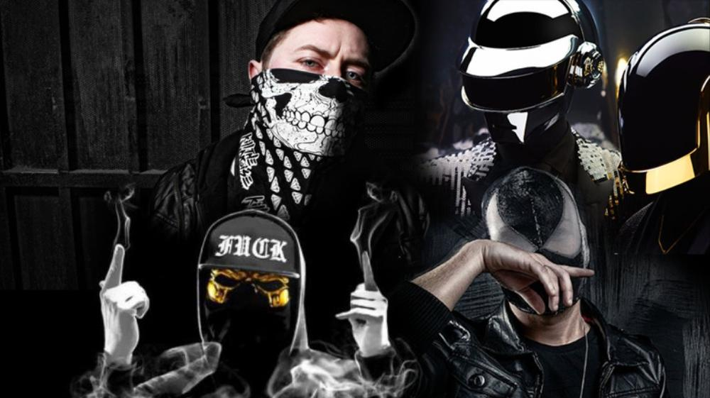 Do DJs Just Wear Masks Because They're Ugly?