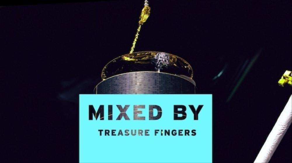 MIXED BY Treasure Fingers