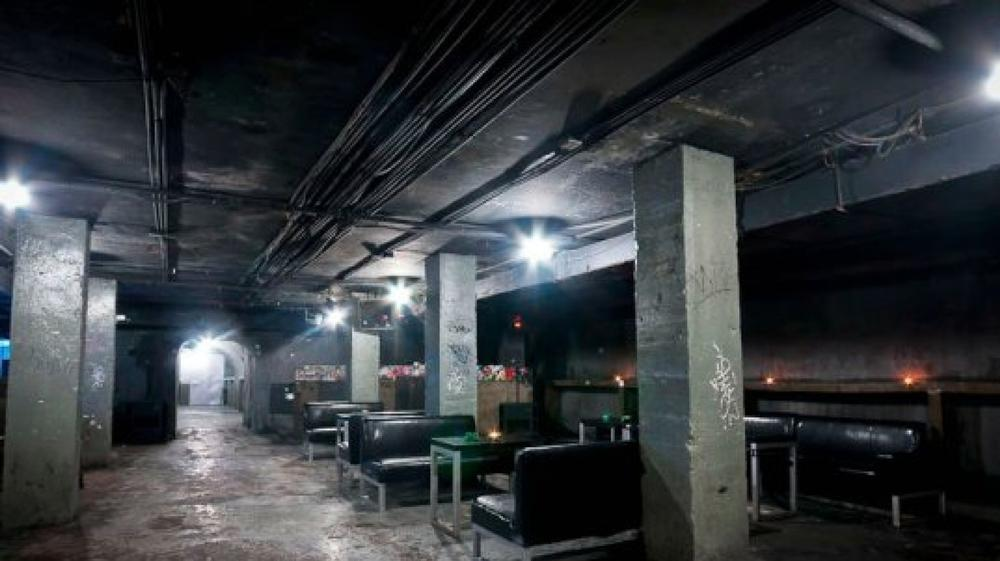 How A Bomb Shelter Became Shanghai's Grittiest Nightclub