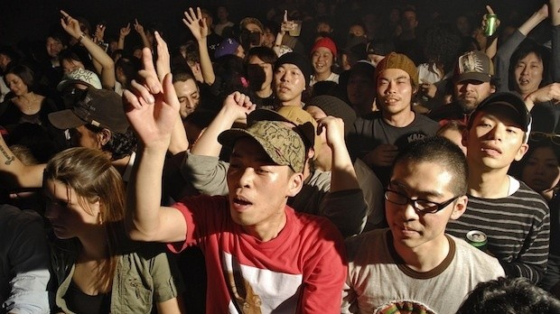 Around The World In 80 Raves: Numbers, Tokyo