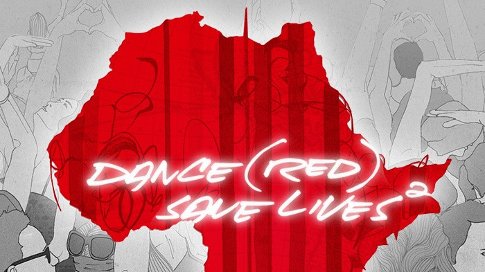 OUT TODAY: DANCE (RED) SAVE LIVES2