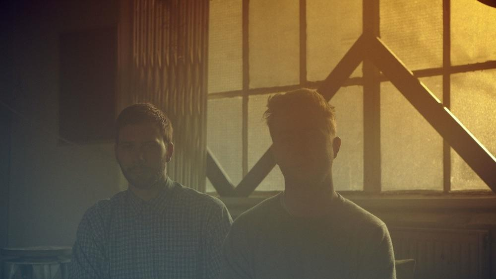 The Arrival: Mount Kimbie