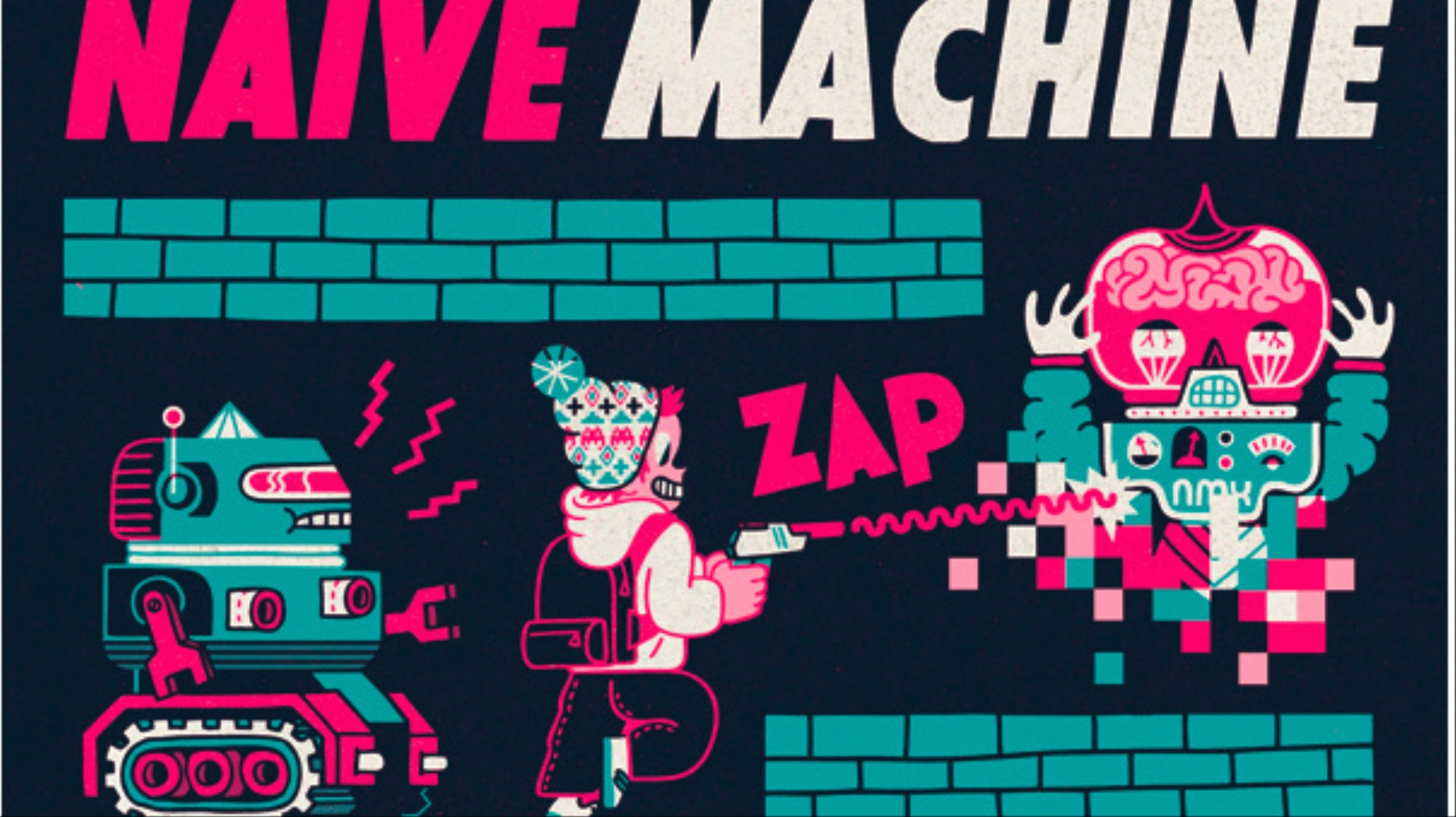 The Naïve Machine are Putting The Life Back In 8-Bit Music - VICE