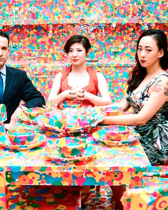 We Got Xiu Xiu's Jamie Stewart to Open Up About His 'Twin Peaks' Obsession