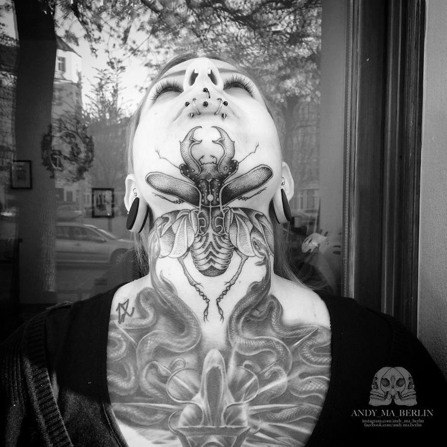 Berlin\'s Best Tattoo Artists, According To Sonic Groove\'s Diagenetic ...