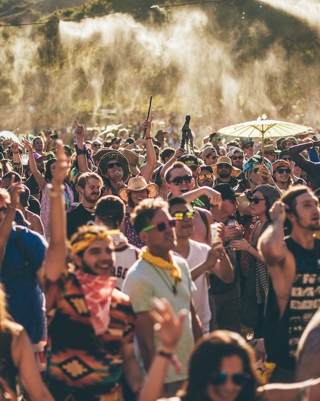 A Letter Home to Mom and Dad from the Dirtybird Campout