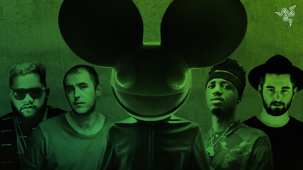 Deadmau5 and Razer Music Woo Bedroom Producers with a New Production Platform