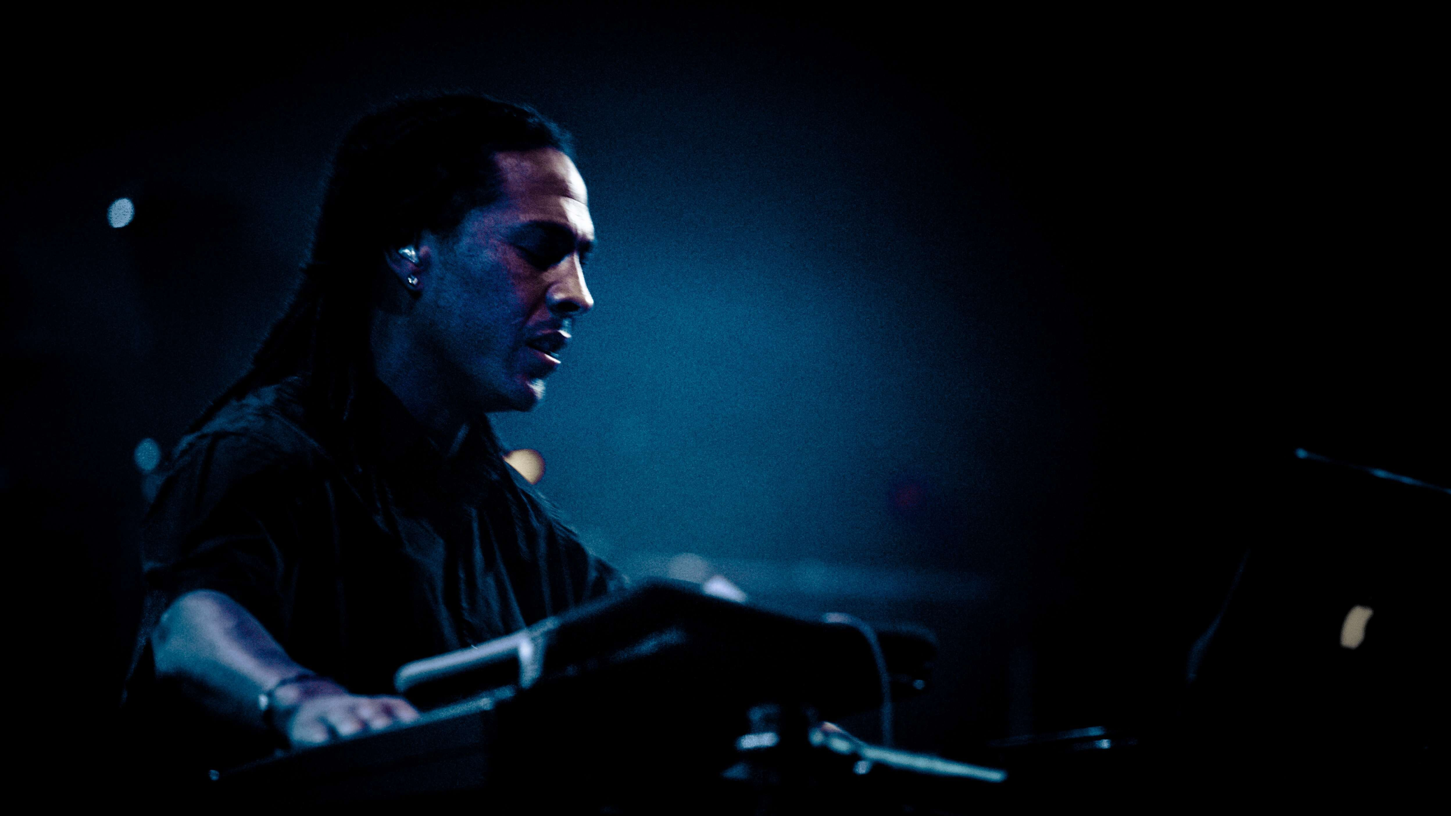 My First Club: Roni Size