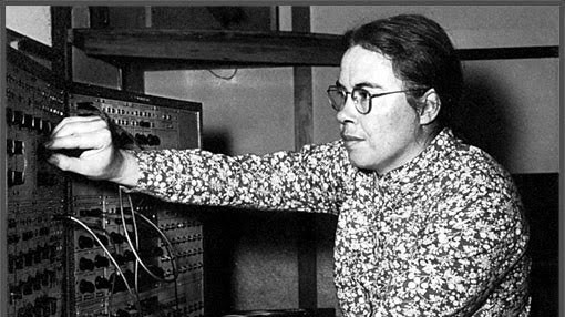 A Man Is Assembling A Comprehensive Index of Female Experimental Composers