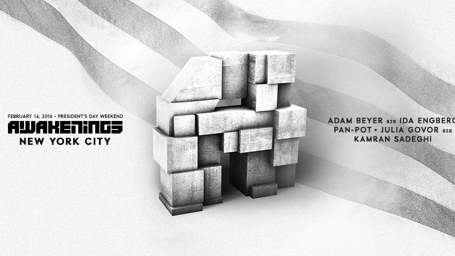 Influential Dutch Party AWAKENINGS Makes Hotly-Anticipated NY Debut Next Year