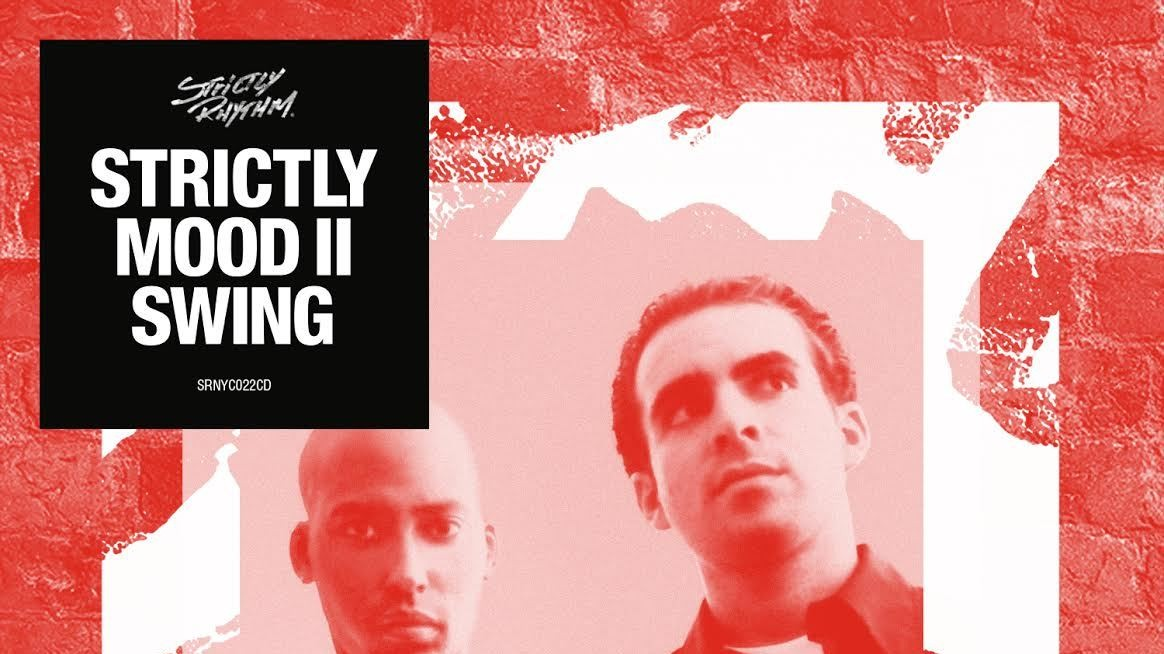 Mood II Swing Announces Massive 33 Track Compilation on Strictly Rhythm