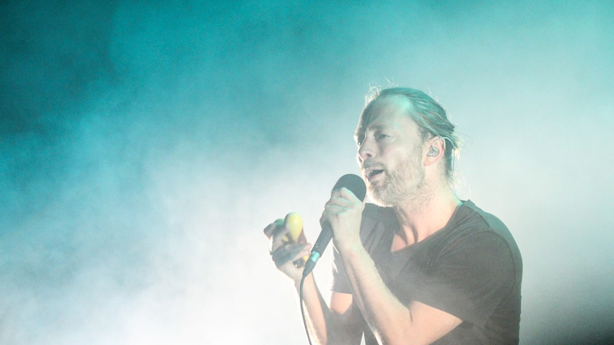 Thom Yorke Says Google and YouTube Steal Art 'Like Nazis During the Second World War'