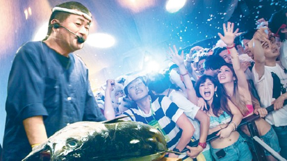 ​Tuna Beheading Raves are the Hot New Thing in Tokyo