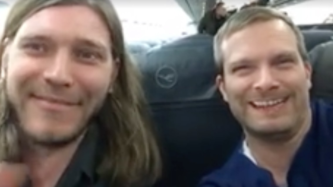 Experience the Nightmarish Vision of Ben Klock and Marcel Dettmann Face-Swapping