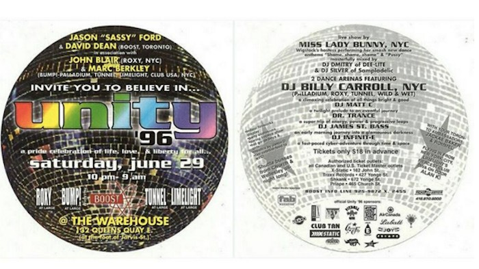 Revisit Canadian Rave History with this Collection of Retro Flyers