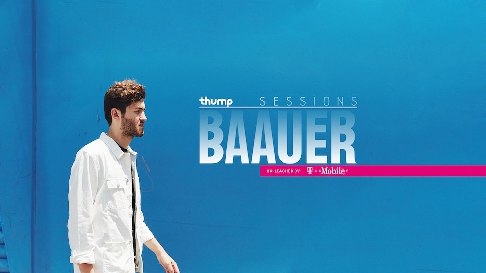 Baauer Unveils New Song with TT The Artist on THUMP Sessions