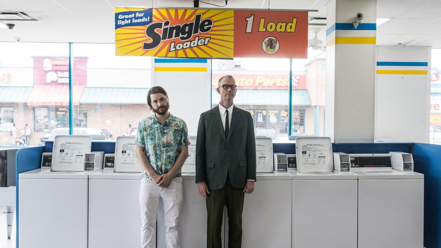 Matmos Used Their Washing Machine to Make Their Cleanest Album Yet