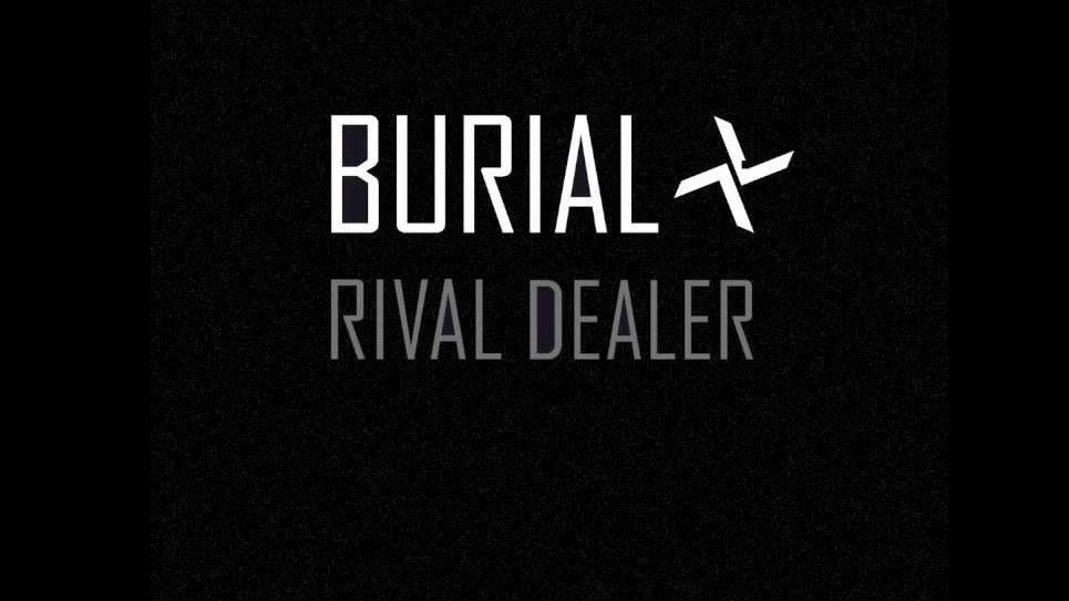 Stoners Rejoice: Burial Vinyl Reissues Are on the Way