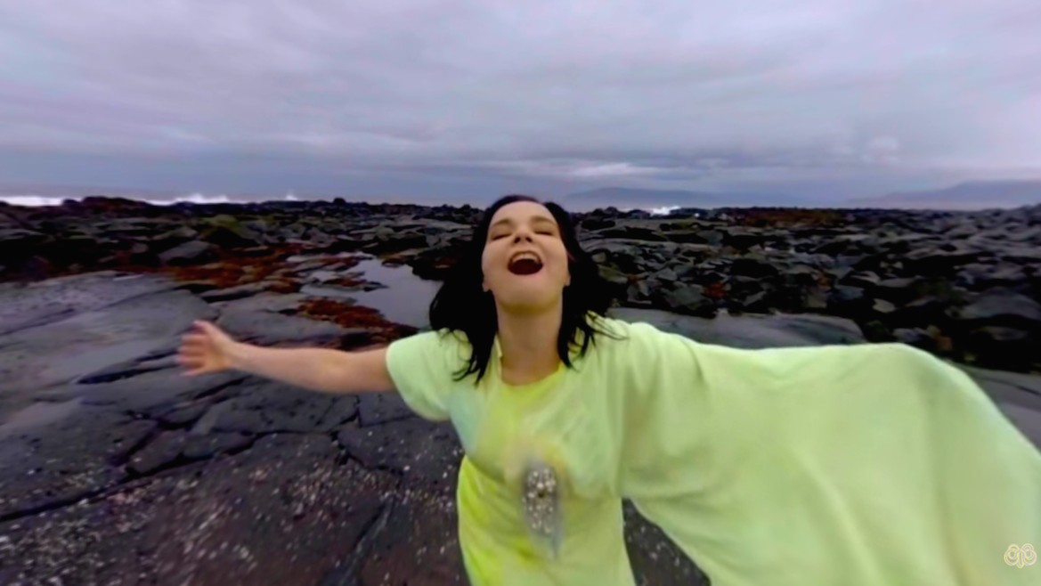Björk's New Album Will Have Three Tracks with Arca on It