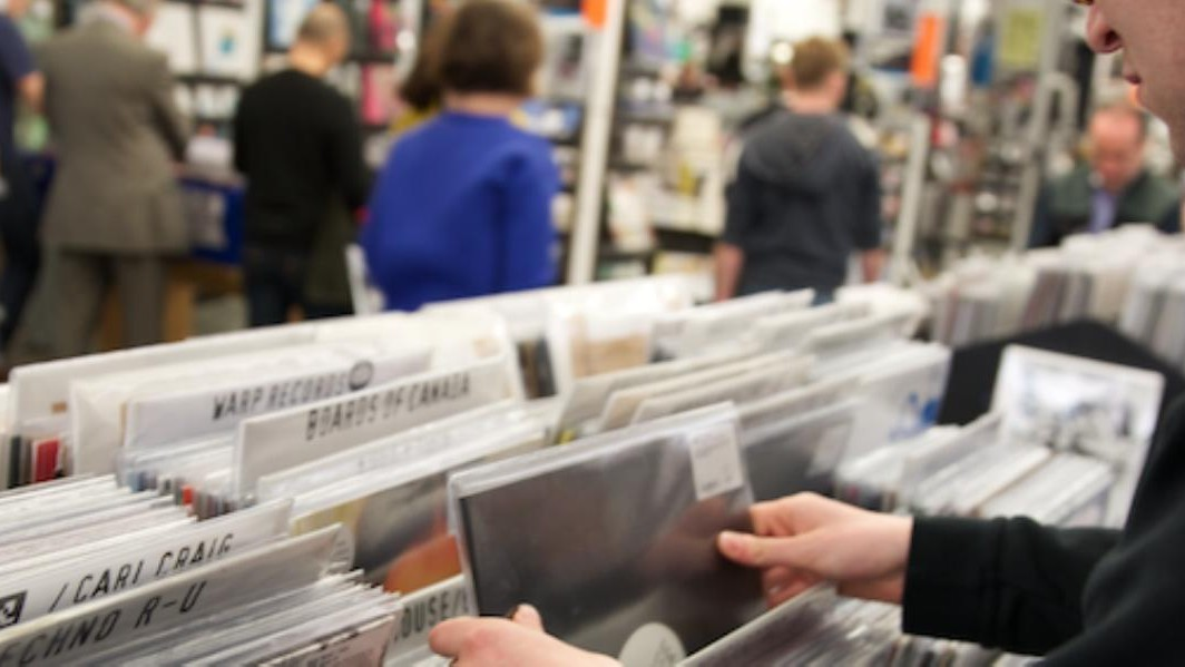 Here's Every Bloke You'll Ever Meet in a Record Shop