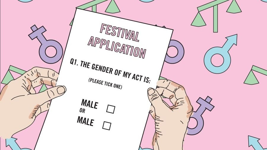 Is It Time We Had a Gender Quota for Music Festivals?