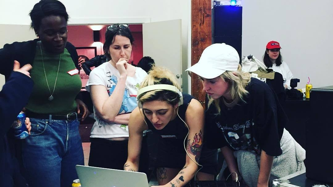 Meet the Women Combatting Gender Inequality with a Female-Friendly DJ Workshop Series