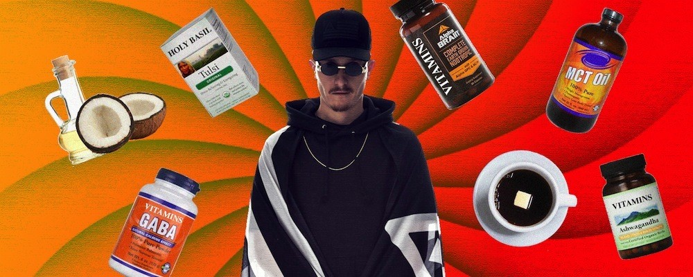 Flosstradamus' Autobot Reveals How Hacking Your Body With Weird Herbs Could Make You a Better DJ