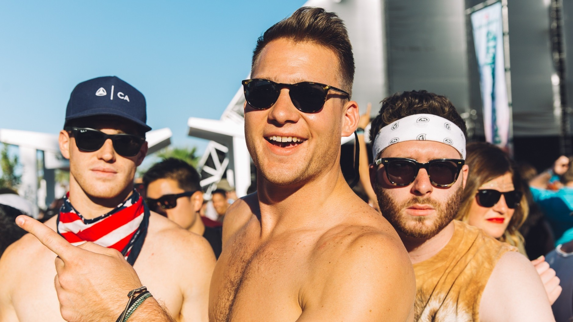 What Do Coachella's EDM Bros Think About EDM Bros?