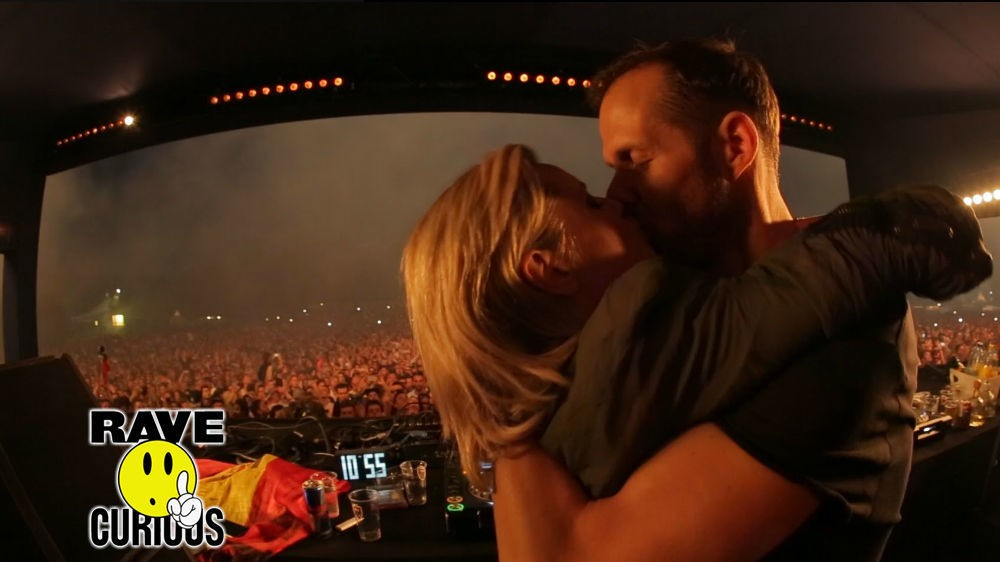 Adam Beyer and Ida Engberg Are Techno's Coolest Parents