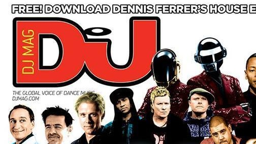 "DJ Mag Apologizes for Not Including Women on Anniversary Cover: ""How Many Should There Have Been?"""