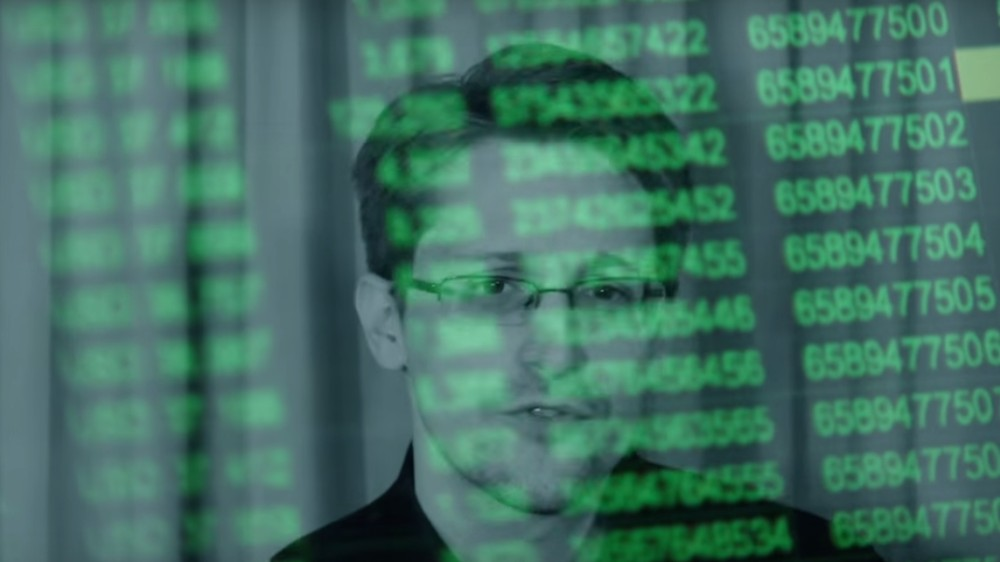 The Video for Edward Snowden's Techno Song Is Like 'The Matrix' But Worse