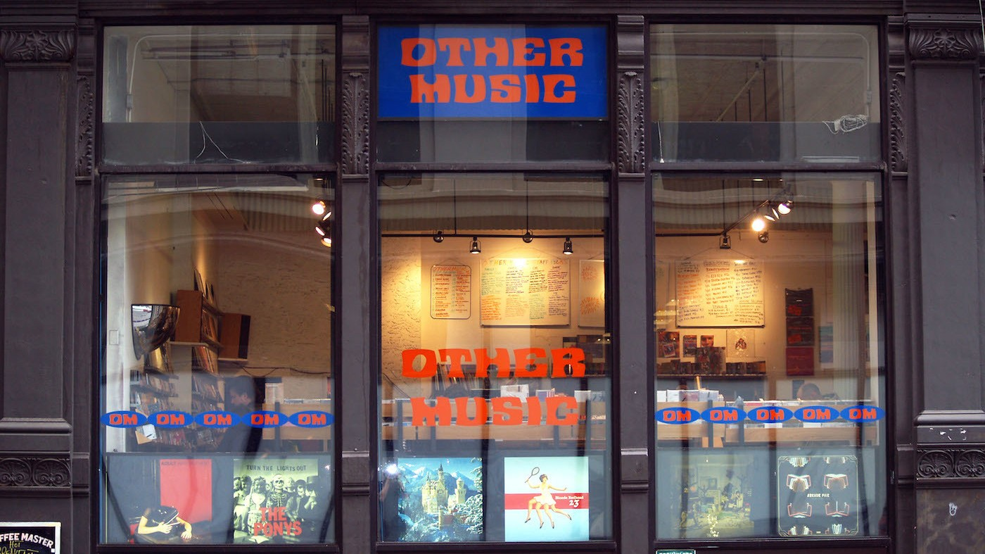 Beloved NYC Record Shop Other Music to Close in June
