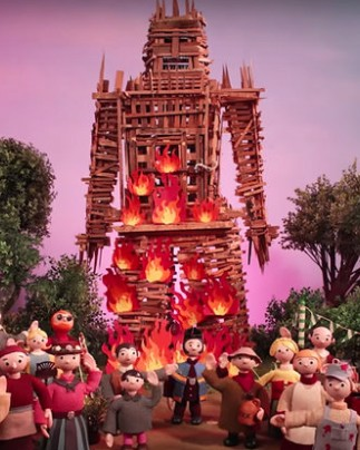 """Radiohead Has Been Accused of Copyright Breach For Their """"Burn the Witch"""" Video"""