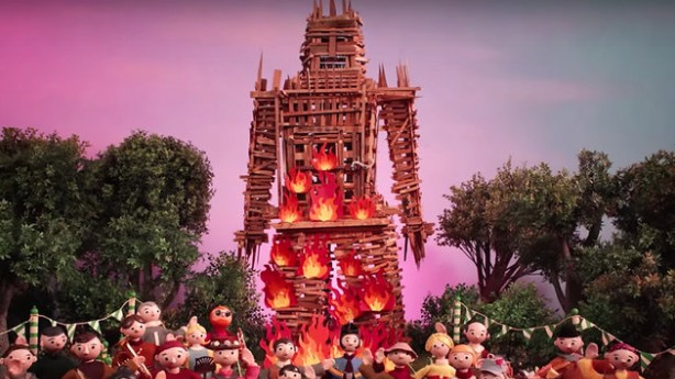 "Radiohead Has Been Accused of Copyright Breach For Their ""Burn the Witch"" Video"