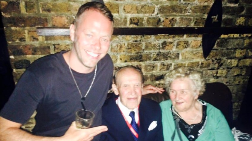 The Underlying Beauty Behind the Viral Photo of Fabric's Elderly Ravers