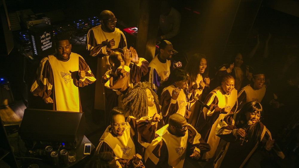 It Wasn't In a Church, But RBMA's Gospel House Party Still Had Us Born Again