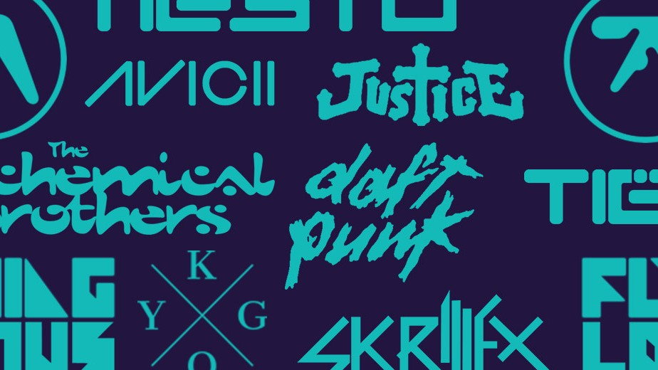 From Aphex Twin to Skrillex, Design Experts Rank Your Favorite DJs' Logos