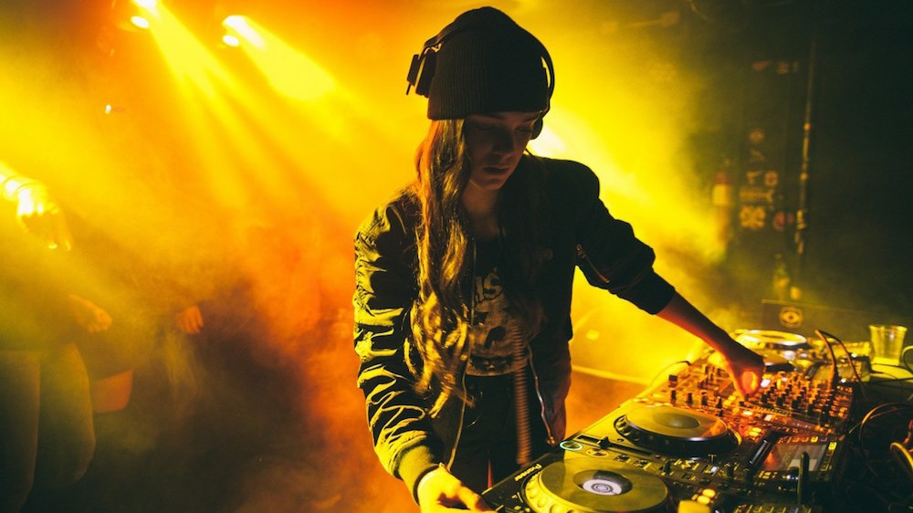 Meet Callie Reiff, the 16-Year-Old New York DJ Whose Fans Include A-Trak and Anna Lunoe