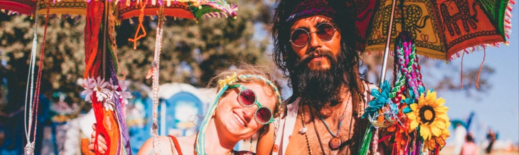 We Asked the Hippies at Lightning in a Bottle What Being a Hippie Is All About
