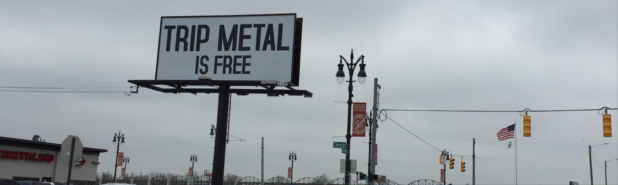 Trip Metal Fest Was Free—In Every Sense of the Word